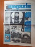 ziarul magazin 11 ianuarie 1996- art despre michelle pfeiffer,kete mose