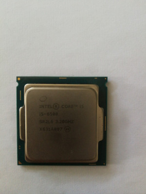 Procesor PC Desktop Intel i5-6500 i5 - 6500 FCLGA1151 socket 1151 foto