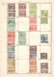 Cehoslovacia.Lot peste 2.750 buc. timbre stampilate  FL.100