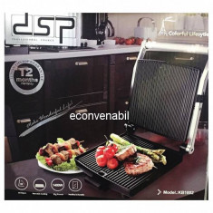 Gratar electric 2in1 Sandwich Grill 1400W KB1002