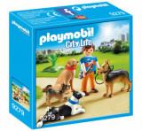 Playmobil City Life, Dresor de caini