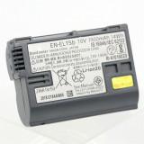 Acumulator EN-EL15 B EN EL15b pentru Nikon D810, Z7, Z6, D750, D7500