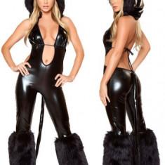 P133 Costum tematic, model felina sexy, M