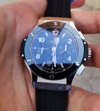 Hublot Big Bang Cronograf Automatic SWISS ETA Valjoux 7750, Mecanic-Automatic