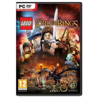 Lego Lord Of The Rings PC foto