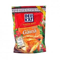 Baza pentru mancare cu gust de gaina Delikat, 200 g