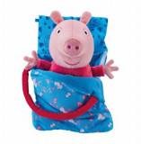 Jucarie de plus Peppa Pig Sleepover Peppa, Character