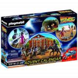Calenadar de Advent Inapoi in Viitor, Playmobil
