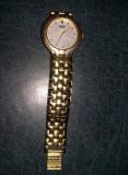 ceas de mana vintage Functional,Ceas de dama seiko oțel auriu quarz,T.GRATUIT