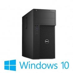 Workstation Refurbished Dell Precision T3620, i7-6700, 256GB SSD, Win 10 Home