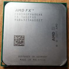 Procesor Gaming  AMD Vishera, FX-9590 4.7GHz, AMD FX, 8