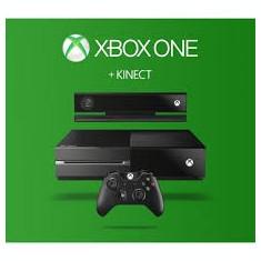 Xbox One  +Kinect