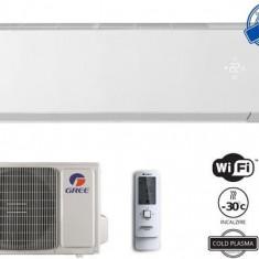 Aparat de aer conditionat Gree Amber GWH12YD-S6DBA1A, 12000 BTU, Wi-Fi, Inverter, Class A++ (Alb)