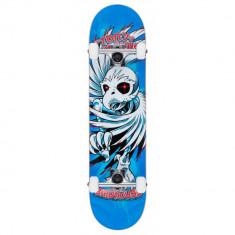 Skateboard Birdhouse Stage 1 Hawk Spiral Blue 7.75 inch
