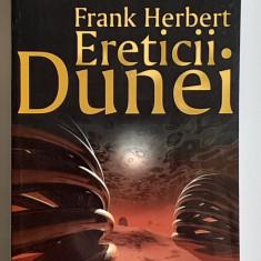 Frank Herbert - Ereticii Dunei (SF. Ciclul Dune)