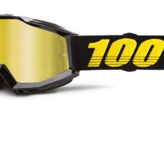 Ochelari Atv/Cross copii 100% ACCURI JR Virgo lentile clare Cod Produs: MX_NEW 26012760PE