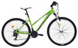 Bicicleta Dhs Terrana 2722 (2017) Verde Turcoaz 420mm