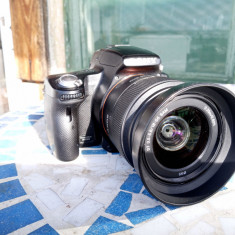 Aparat Foto Sony Alpha 35 DSLR SLT 16,5 MP + obiectiv 18-55, stare perfecta