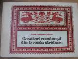 CUSATURI ROMANESTI DIN IZVOADE STRABUNE-ELVIRA ZAMFIRESCU TALIANU