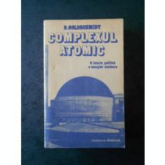 B. GOLDSCHMIDT - COMPLEXUL ATOMIC