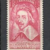 Franta.1935 350 ani Academia de Arte si Stiinta  MF.39