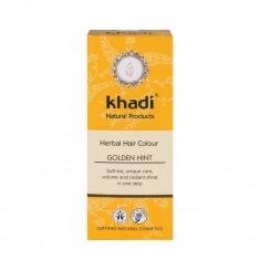 Henna Golden Blond Vopsea de par Khadi