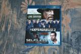 Film - Lone Survivor / The Expendables 3 / Self Less [3 Filme Blu-Ray] Nordic, BLU RAY, Altele