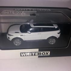 Macheta Land Rover Evoque Coupe - 2011  - WHITE BOX scara 1:43