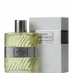 Apa de toaleta Christian Dior Eau Sauvage, 100 ml, pentru barbati