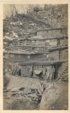 Pozitii austro-ungare front Italia fotografie Primul Razboi Mondial