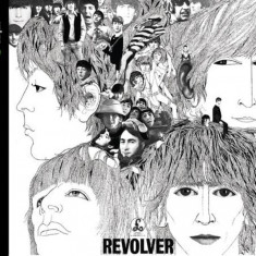 Beatles The Revolver 2009 remastered digipak (cd)