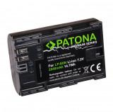 Acumulator Patona Premium LP-E6 2040mAh compatibil Canon EOS 5D Mark II III IV 7D 60D 70D 80D 6D 5D -1259