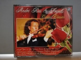 ANDRE RIEU & FRIENDS - GOLDEN -2CD Set(2000/AQUARIUS/) - CD ORIGINAL/Sigilat/Nou, Columbia