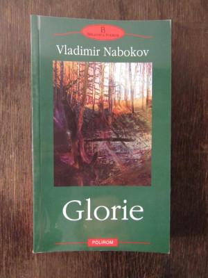 GLORIE -VLADIMIR NABOKOV foto