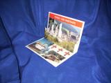 Vedere tridimensională  cu mănăstirea Putna