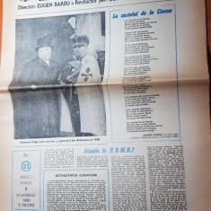 Ziarul romania mare 9 noiembrie 1990-redactor sef corneliu vadim tudor