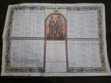 Calendar crestin ortodox 1976 Episcopia Oradea