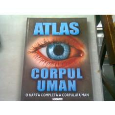 ATLAS CORPUL UMAN - Steve Parker