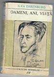 Oameni, ani, viata, vol 2, Ilya Ehrenburg