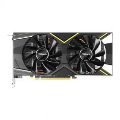 Placa video ASRock Radeon RX 5600 XT Challenger D OC 6GB, GDDR6, 192-bit