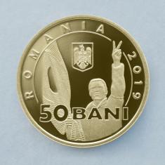 ROMANIA  -  50 Bani 2019  -  30 de ani de la Revoluția Română  -  UNC
