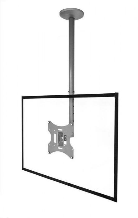 Suport TV Blackmount tavan S54 10 - 32 inch 30 kg argintiu