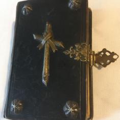 Carte de rugaciuni Imperiul Habsburgic - Gott ist die reinste liebe (Viena 1880)