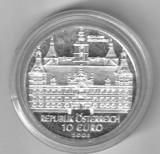 AUSTRIA 10 EURO 2002 JOHANNES KEPLER ARGINT STARE PROOF UNC, Europa
