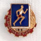 SCOALA SPORTIVA DE ELEVI 1 Insigna