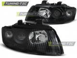 Faruri Audi A4 B6 10.00-10.04 Negru