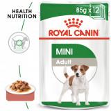 Pliculeț Royal Canin Mini Adult 85 g