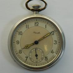 Ceas de buzunar Kienzle WW2 militar german