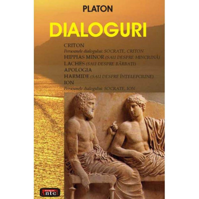 Dialoguri - Platon foto