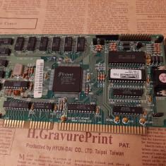 Placa video colectie ISA Quadtel Trident TVGA 8900C 1Mb